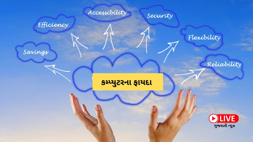 કમ્પ્યુટરના ફાયદા What Is Computer In Gujarati