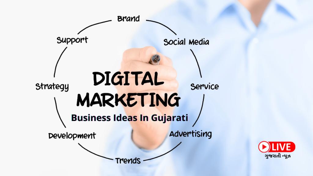 Digital Marketing Agency, Profitable Business Ideas In Gujarati